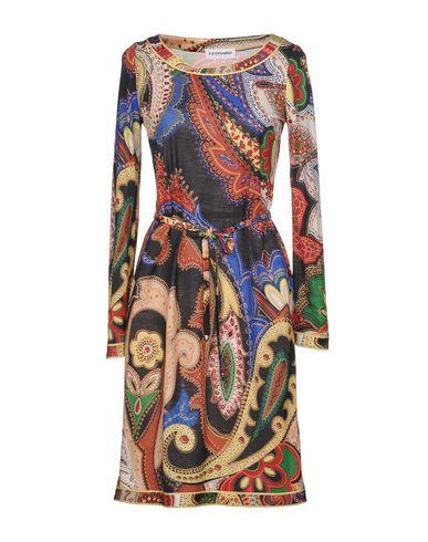 Leonard Paris Short Dress