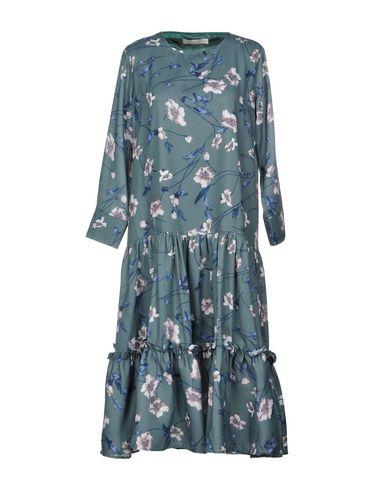 LOU LOU LONDON Knielanges Kleid