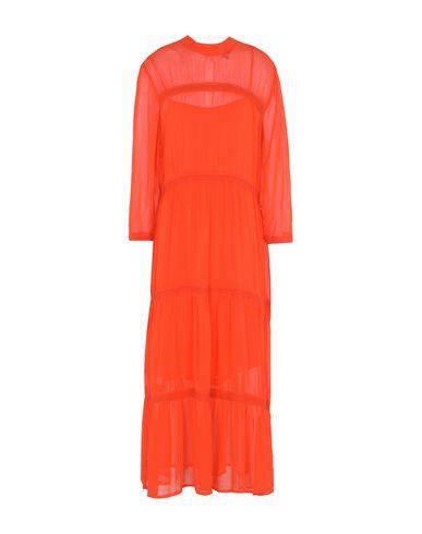 MBYM Midi Dress in Red