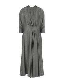 248214c09a85 Robes Mi-Longues Prada Femme Collections Printemps-Été et Automne ...