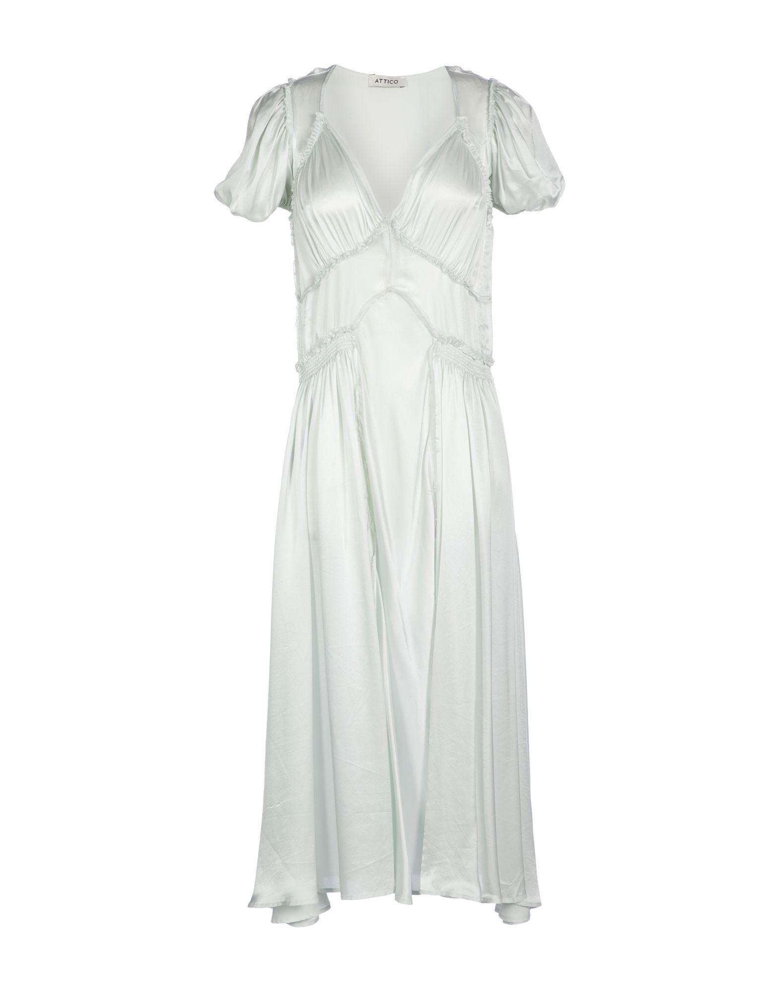 Vestito In Seta Attico damen - 34864789WE