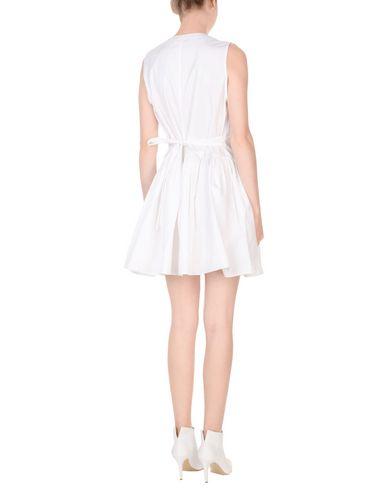 Courte Miu Courte Miu Robe Miu Blanc Blanc Robe Robe wxHnq04P0