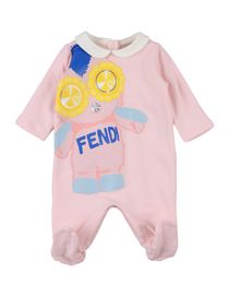 Fendi Clothing For Baby Girl Toddler 0 24 Months Yoox