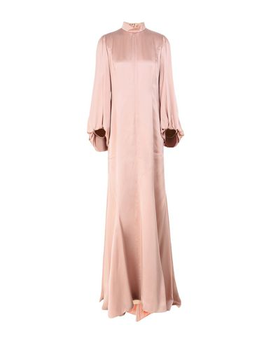 ANDREW GN Long Dress in Pink