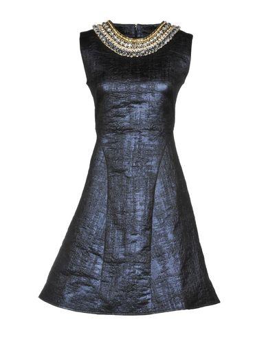 AMEN COUTURE Short Dress in Dark Blue