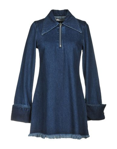 Marques' Almeida Denim Dress   Dresses D by Marques' Almeida