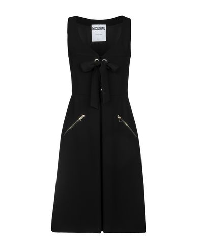 MOSCHINO - Knee-length dress