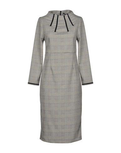 PAOLA PRATA - Knee-length dress