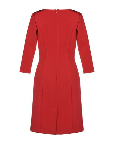 Genoux Rouge Vdp Aux Collection Robe Iwqtq7f