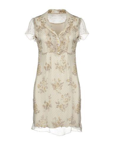 b56b9edb4817 Vestito Corto Nero Giardini Donna - Acquista online su YOOX - 34874215LE