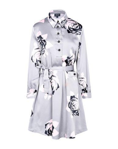 Short Dresses in Grey