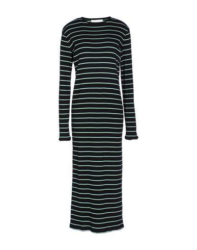 KÉJI Midi Dress in Black