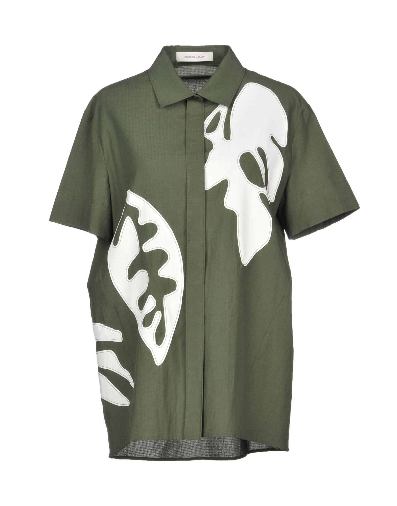 Camicie E bluse Tinta Unita Cedric Cedric Cedric Charlier donna - 34879696XM 3be