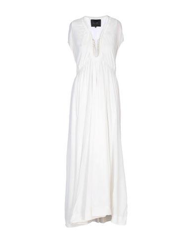 JAY AHR Long Dress in Ivory