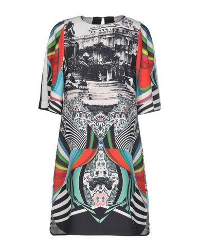CLOVER CANYON Short Dress in Black
