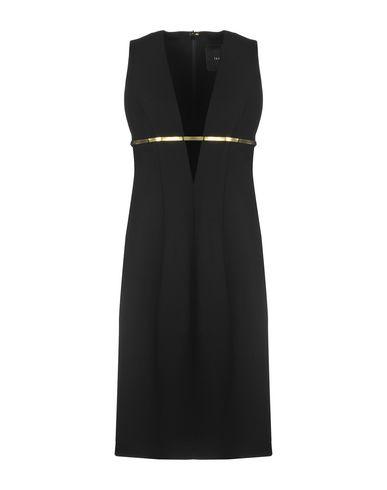JAY AHR Knee-Length Dress in Black