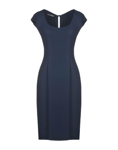 GIO' GUERRERI Knee-Length Dress in Dark Blue
