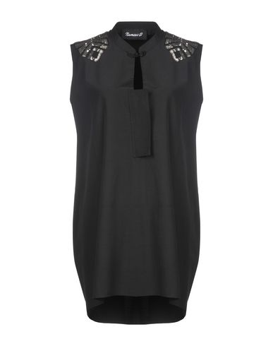 NUMERO00 Short Dress in Black