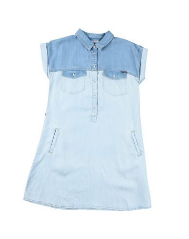 268a0fa7ae Guess Denim Dress Girl 3-8 years online on YOOX United States