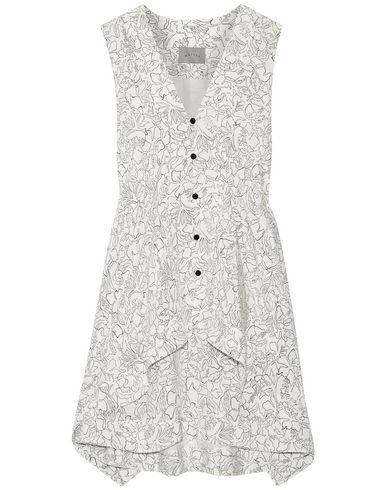 MAIYET Short Dress in White
