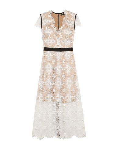 CATHERINE DEANE Long Dress in White