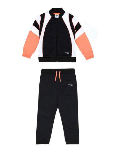 Survêtement En Molleton Adidas Originals Fille 0-24 mois sur YOOX b10aeabdff0