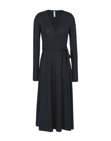 BEC & BRIDGE 3/4 Length Dresses in Dark Blue
