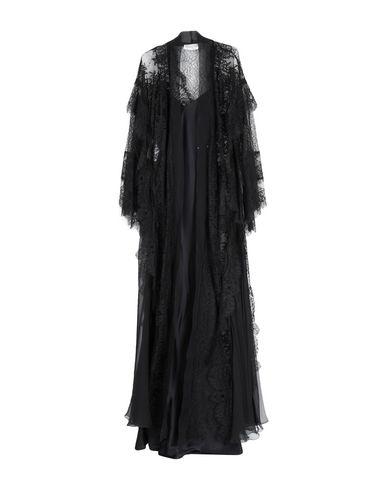 Alberta Robe Noir Ferretti En Soie 65Y8pYArWq