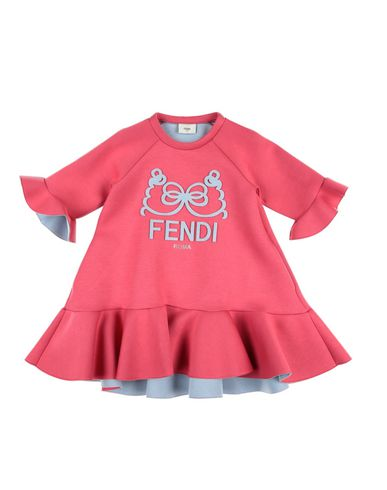 Baby & Toddler Clothing Fendi Girls Dress 4y