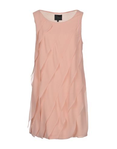 HOTEL PARTICULIER Short Dress in Pale Pink