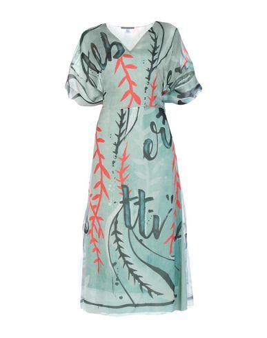 ALBERTA FERRETTI - Robe en soie