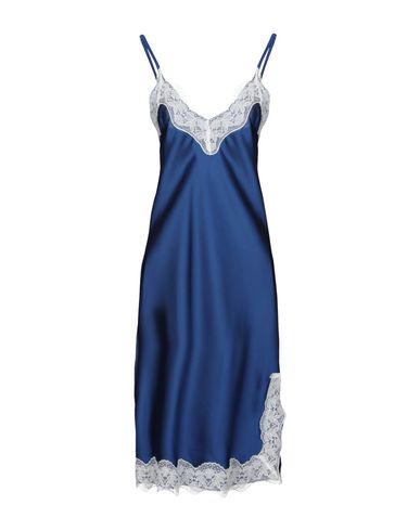 Kaos Bleu Robe Robe Aux Kaos Genoux BwBqr