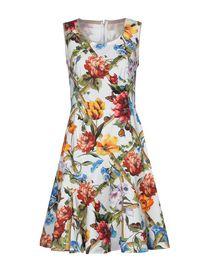 DOLCE & GABBANA - Платье до колена