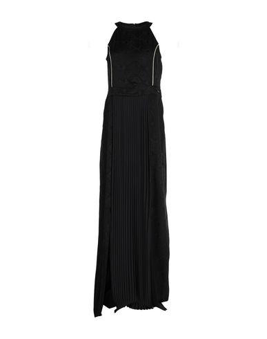 Longue Longue Noir Robe merfect merfect Robe Noir qwfXCdq