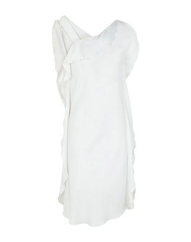 STEPHAN JANSON Knee-Length Dress in White