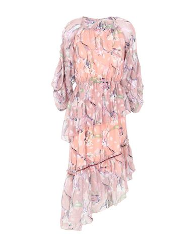 2044146bd62 Foxiedox Lilac Asymmetrical Dress - Knee-Length Dress - Women ...