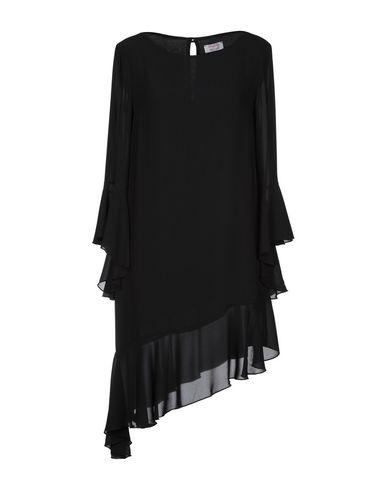 Robe Easy Courte Twenty Kaos By Noir 6twqS