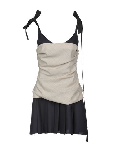 bd9a5984dfd2 Jacquemus Short Dress - Women Jacquemus Short Dresses online on YOOX ...