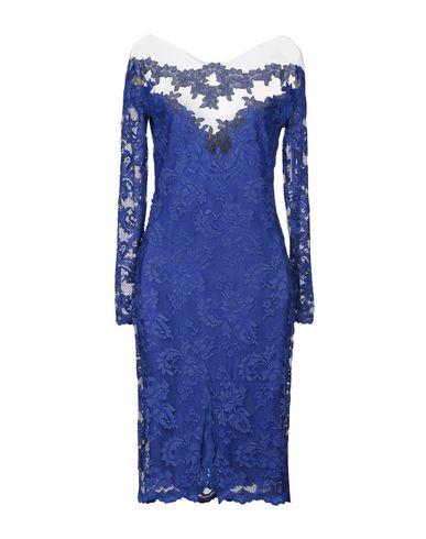 OLVI S Knee-Length Dress in Blue