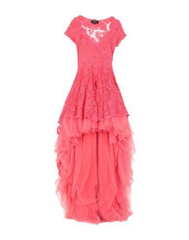 OLVI S Short Dress in Fuchsia