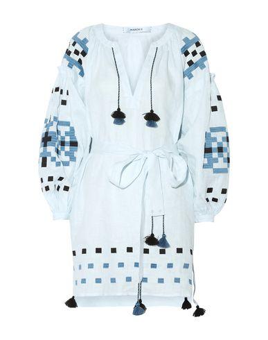 MARCH11 Short Dress in Sky Blue