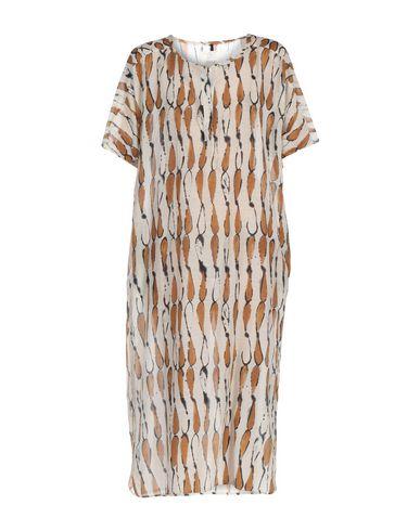 DIEGA Midi Dress in Beige