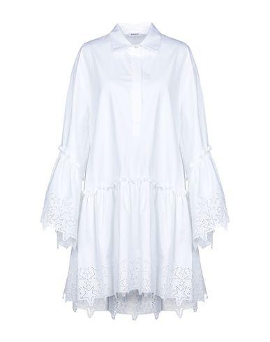 P.A.R.O.S.H. Knee-Length Dress - Women P.A.R.O.S.H. Knee-Length Dresses online on YOOX United States - 34901686GQ