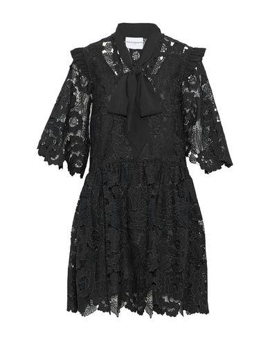 PERSEVERANCE Short Dress in Black