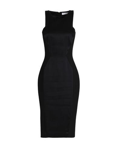AMANDA WAKELEY Knee-Length Dress in Black