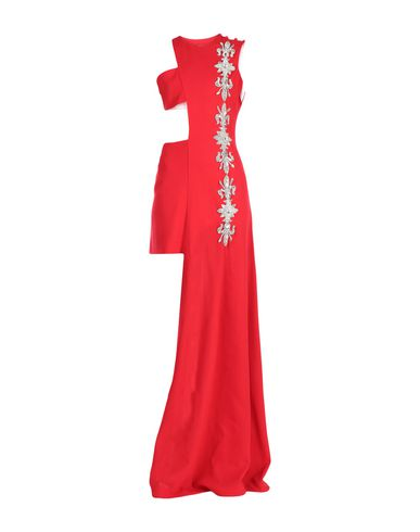 STEFANO DE LELLIS Short Dresses in Red