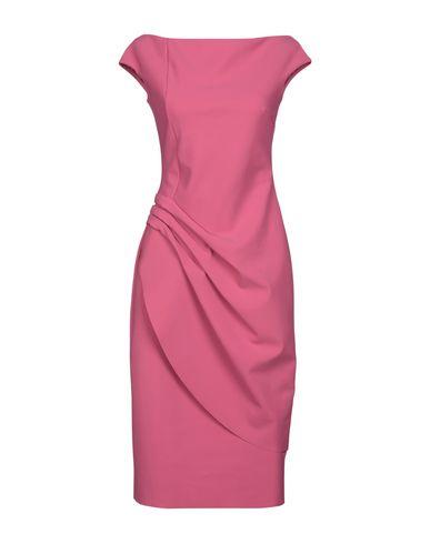 Petite Pink Knee Length Dresses