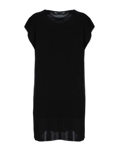 Max Mara Short Dresses In Black Modesens