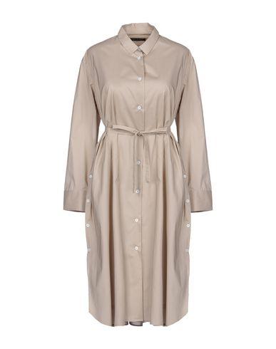 YOSHI KONDO Knee-Length Dress in Light Brown