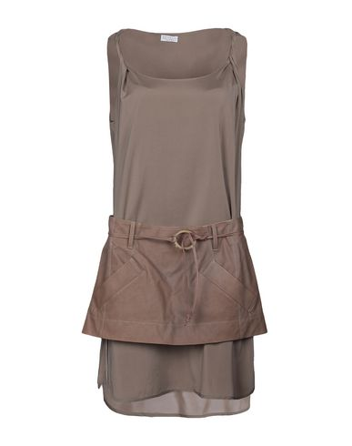 BRUNELLO CUCINELLI - Short dress